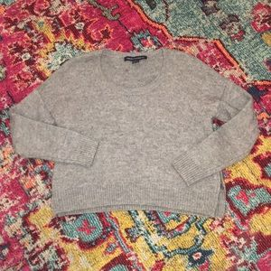 French Connection Zip side wooo pullover